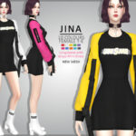 Helsoseira's JINA – Strap sleeve Dress