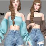 Helsoseira's VENA – Blouse