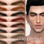 S-Club WM ts4 Eyebrows 201910
