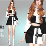 Helsoseira's VIKA – Mini Skirt