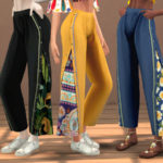 ChloeMMM's ChloeM-Boho Loose Pants