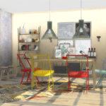 ArtVitalex's Krajewski Dining Room