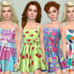 lillka's Girls Dresses Collection P125