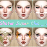 Jennisims: Downloads sims 4:EyeShadow Super Chic( 10 Swatches )