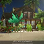 MychQQQ's Lagoon Beach Hut